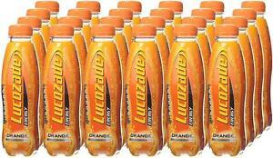 Lucozade 380ml Bottles (Pack of 24)