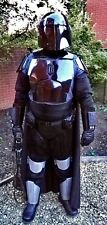More details for star wars costume mandalorian adult hand made large