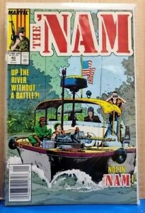 THE NAM 1, 13-84 MARVEL1986-1993 YOU PICK WE SHIP! VF/NM $2.00 to $38