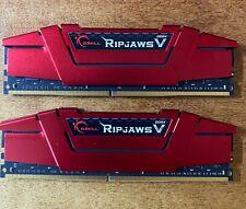 G.SKILL Ripjaws V Series 32GB (2 x 16GB) 288-Pin DDR4 3600 F4-3600C19D-32GVRB