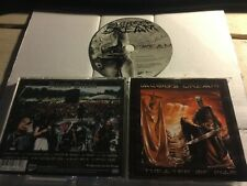 Jacob's Dream - Theater Of War CD 2006 Metal Blade Records 3984-14363-2 fr