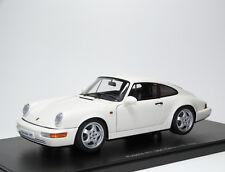 Porsche 911 Carrera RS 964 Coupe 1992 weiß white blanc bianco AUTOart 77894 1:18