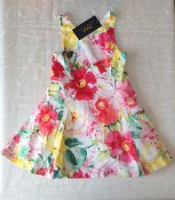 Ralph Lauren Vestido Floral De Niñas (5 años) PVP: £ 95.00
