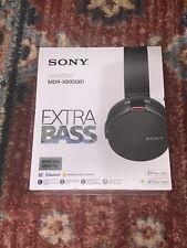 Sony MDR-XB950B1 Extra Bass Wireless Headset