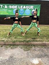 Freestyle dance costumes pairs u12 u14