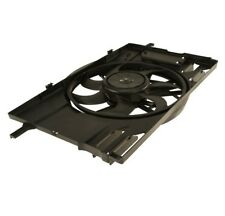 For Volvo C30 C70 S40 V50 Dual Radiator and Condenser Fan Assembly TYC 622090