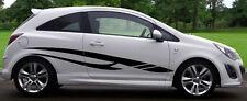 2x Tribal- Large - Decals - Vinyl - Sticker - Car - Body Panel - Van ct009