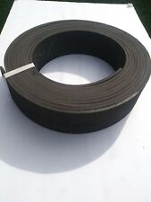 "3"" -Wide x 1/4"" -Thick Rolled Wire Back Brake Lining ~ Sold By The Foot"