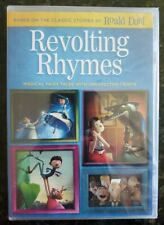 Revolting Rhymes DVD New Sealed - Free Shipping