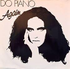"""RARE! Do Piano - Again (Remix & Original) - 12"""" Single SOHOT 65 1986 HI NRG"""