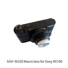 Macro Lens For Sony RX100,RX100ll,RX100lll,RX100lV,RX100V Series