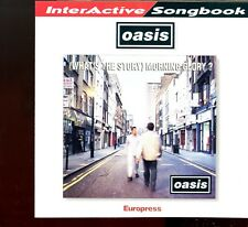 Oasis - Interactive Songbook - 2CD PC Rom