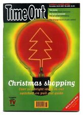 TIME OUT Magazine No 1265 November 16-23 1994 Tom Jones Turner Prize +pull out