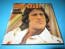 Mike Brant / Coffret Souvenir (Sonopresse 36.610/11/12) - 3 LP-Box + Poster