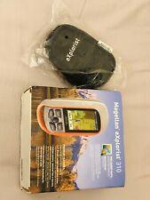 Magellan eXplorist 310 Handheld GPS WORLD EDITION Navigation Set Hiking Outdoor