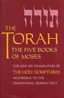 The Torah, Pocket Edition: The Five Books of Moses, the New Translation of th...
