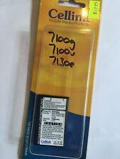 BlackBerry C-S2 Equivalent Battery 1000mAh Li-ION. Brand New Sealed Retail Pack.