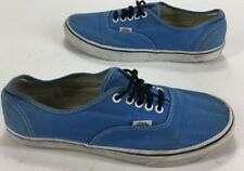 Vans Primo Distressed Lo Top Shoes Blue Black 9 Mens 10.5 Womens