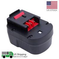 NEW! Battery for Black & Decker HPB12 FSB12 FS120B 2000mAh 12VOLT Ni-CD BDG1200K