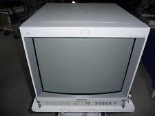 """Sony Video Monitor 20"""" Trinitron 100 Hz fine pitch"""