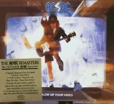 "AC/DC ""BLOW UP YOUR VIDEO"" CD DIGIPACK NEUWARE"