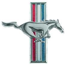 1965-66 Ford Mustang Fender Emblem w/Running Horse - RH New