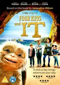 FOUR KIDS AND IT DVD [UK] NEW DVD
