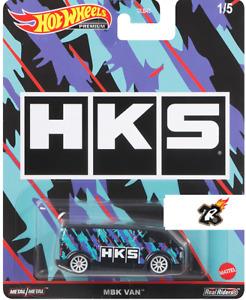 HOT WHEELS 2021 POP CULTURE  SPEED SHOP GARAGE MBK Van HKS