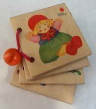Selecta Holz Spielzeug Kleinkind Holz Motorik Spielzeug Holz Buch Spielzeug