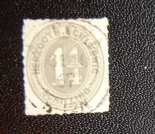 Germany Schleswig Holstein state stamp #11a used VF