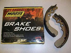 Moose Utility M9158 XRC Comp Brake Shoes - KAF300 LT-250 LT-F4WDX