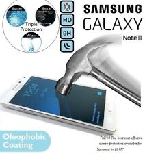 Genuine Tempered Glass 9H Screen Protector N7100 N7105 For Samsung Galaxy Note 2
