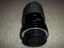 For Konica Macro 1:3.7 f=80 200mm 52 Sigma Zoom Multi-Coated Camera Lens Japan
