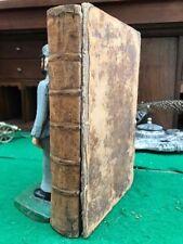 ROME ANTIQUE NOTATIA, 1769 Basil Kennett HC/14th Ed/Illus FDR Family Provenance!