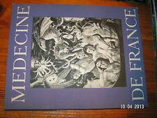 !, Medecine de France n°93 Fragoletta Palais Chaillot Dieulafoy