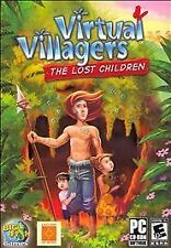 Virtual Villagers 2: The Lost Children (PC, 2007) NEW