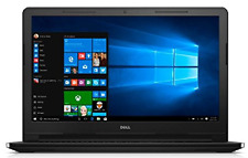 "Laptop Dell Inspiron 15 3000 15.6"" Intel Pentium 8 GB RAM Windows 10 Negro Mate"