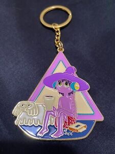 The Midnight Gospel Clancy And Charlotte Keychain 2""
