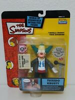 Playmates The Simpsons TUXEDO KRUSTY Figure World of Springfield Series 13