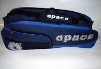 NEW!!! APACS TENNIS SQUASH BADMINTON RACQUET SPORTS BAG
