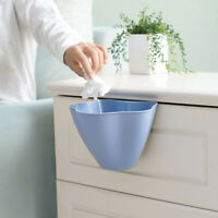 Practical  Kitchen Cabinet Door Hanging Trash Garbage Bin Can Rubbish Container