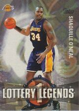 2001-02 Topps Lottery Legends Basketball Cards Pick From List
