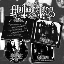 Mutiilation - Vampires Of Black Imperial Blood CD #128359