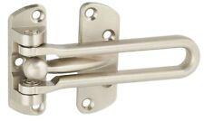 National Hardware N335-984 V804 Door Security Guard, Satin Nickel