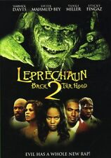Leprechaun: Back 2 Tha Hood [New DVD] Dolby, Subtitled, Widescreen