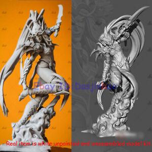 Valeera Sanguinar 3D Print Model Kit 1/16 Figure Unpainted Unassembled 13cm GK