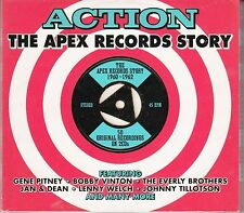 Va Action-Apex Records Story 1960-1962, 2cd NUOVO