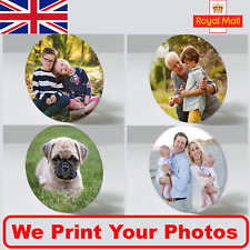 Personalised Photo  Pop Out Finger Grip Socket Phone Holder Stand - UK