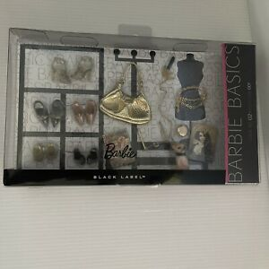 Barbie Basics Look No 02 Collection 001 Shoe Accessory Pack Mattel R9929