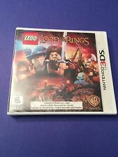 LEGO The Lord of the Rings (3DS) NEW